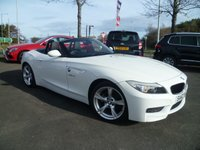 USED 2012 62 BMW Z4 2.0 Z4 SDRIVE20I M SPORT ROADSTER 2d 181 BHP FULL LEATHER, DUAL ZONE CLIMATE CONTROL, BLUETOOTH,
