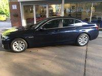 2015 BMW 5 SERIES 2.0 520D SE 4d AUTO 188 BHP £14475.00