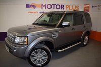 USED 2011 61 LAND ROVER DISCOVERY 4 DISCOVERY  XS SDV6 AUTO