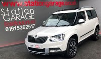 2014 SKODA YETI 2.0 OUTDOOR LAURIN AND KLEMENT TDI CR 5d 168 BHP £12895.00