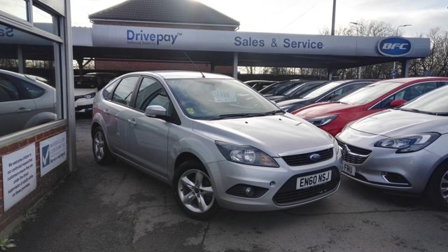 USED 2011 60 FORD FOCUS 1.6 ZETEC 5d 100 BHP NEED FINANCE? WE CAN HELP!