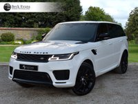 USED 2018 LAND ROVER RANGE ROVER SPORT 3.0 SDV6 HSE DYNAMIC 5d AUTO 306 BHP 2018 MODEL YEAR VAT QUALIFYING