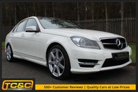 USED 2011 61 MERCEDES-BENZ C CLASS 2.1 C250 CDI BLUEEFFICIENCY SPORT 4d AUTO 202 BHP A ONE OWNER, LOW MILEAGE C250 WITH HUGE SPECIFICATION!!!