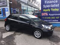 USED 2013 62 KIA RIO 1.2 1 5d 83 BHP, only 33000 miles ***GREAT FINANCE DEALS AVAILABLE***