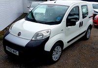 USED 2010 60 FIAT FIORINO 1.2 16V MULTIJET COMBI 1d 75 BHP