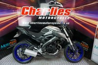 2016 YAMAHA MT yamaha MT 125 ABS Excellent condition 66 plate £3195.00