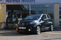 USED 2017 KIA PICANTO 1.25 Chilli EcoDynamics 3dr