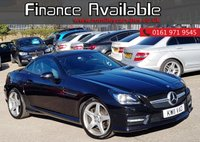 USED 2011 11 MERCEDES-BENZ SLK 1.8 SLK200 BLUEEFFICIENCY AMG SPORT ED125 2d AUTO 184 BHP 12 MONTH MOT, 2 FORMER KEEPERS,FULL DEALER SERVICE HISTORY