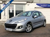 USED 2010 10 PEUGEOT 207 1.4 VERVE 3d 73 BHP SUPPLIED WITH 12 MONTHS MOT, LOVELY CAR TO DRIVE