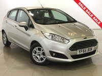 USED 2016 65 FORD FIESTA 1.5 ZETEC ECONETIC TDCI 5d 94 BHP 1 Owner/Bluetooth/DAB/Air Con