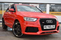 USED 2014 64 AUDI RS Q3 2.5 RSQ3 TFSI QUATTRO 5d AUTO 306 BHP NO DEPOSIT FINANCE AVAILABLE