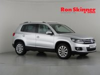 USED 2015 65 VOLKSWAGEN TIGUAN 2.0 MATCH TDI BLUEMOTION TECHNOLOGY 5d 148 BHP