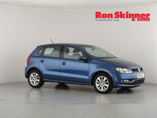 View our 2015 65 VOLKSWAGEN POLO 1.0 SE 5d 60 BHP