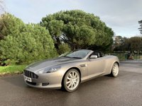 USED 2007 07 ASTON MARTIN DB9 5.9 V12 VOLANTE 2d AUTO 451 BHP STUNNING LOW MILEAGE DB9 CONVERTIBLE ONLY 20K WITH FULL ASTON HISTORY
