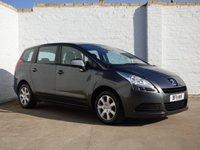 2011 PEUGEOT 5008 1.6 HDI ACTIVE 5d 112 BHP £3888.00