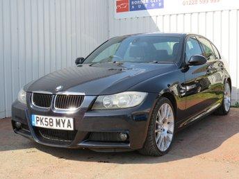 2008 BMW 3 SERIES 2.0 320I EDITION M SPORT 4d 168 BHP £4995.00
