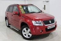 2009 SUZUKI GRAND VITARA 2.4 SZ5 5d 168 BHP £5995.00