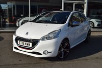 2015 PEUGEOT 208 1.6 THP GTI LIMITED EDITION 3d 200 BHP £10690.00