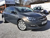 USED 2013 63 VAUXHALL ASTRA 1.4 ENERGY 5d 98 BHP 1 PREVIOUS OWNER +FULL SERVICE