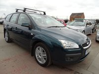 2006 FORD FOCUS 1.8 GHIA TDCI MASSIVE SPEC £995.00