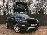 2014 LAND ROVER RANGE ROVER EVOQUE 2.2 SD4 DYNAMIC 5dr AUTO £19399.00