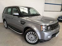 USED 2012 12 LAND ROVER RANGE ROVER SPORT 3.0 SDV6 SE 5d AUTO 255 BHP