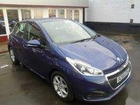 2015 PEUGEOT 208 1.6 BLUE HDI ACTIVE 5d 75 BHP £6995.00