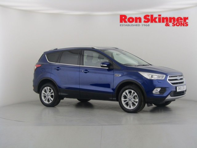 View our 2018 18 FORD KUGA 1.5 TITANIUM 5d 148 BHP