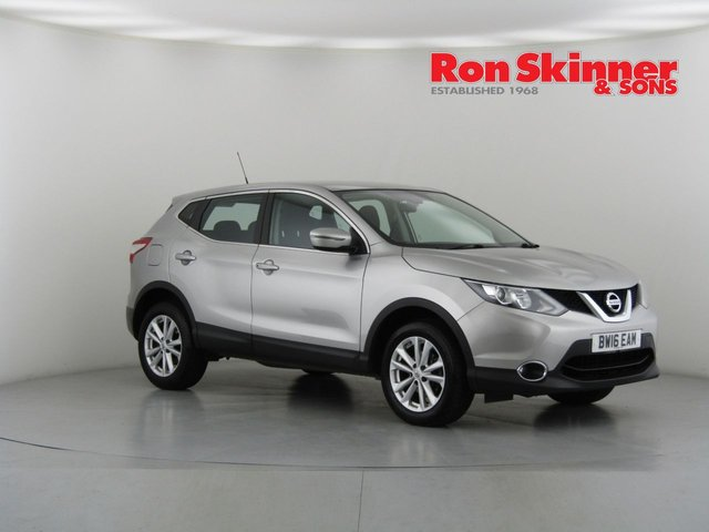 View our 2016 16 NISSAN QASHQAI 1.5 DCI ACENTA 5d 108 BHP