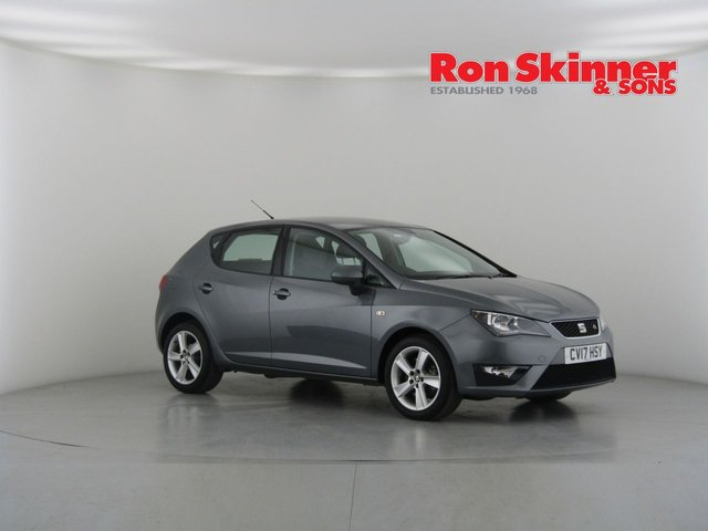 View our 2017 17 SEAT IBIZA 1.2 TSI FR TECHNOLOGY 3d 109 BHP