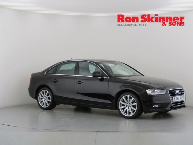 View our 2015 65 AUDI A4 2.0 TDI SE TECHNIK 4d AUTO 148 BHP