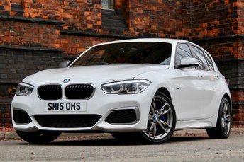 2015 BMW 1 SERIES 3.0 M135i Sports Hatch Sport Auto (s/s) 5dr £17977.00