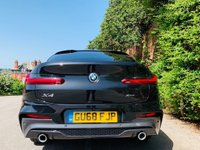 USED 2018 68 BMW X4 2.0 20d M Sport xDrive 5dr PAN ROOF 21 INCH ALLOYS HK ++