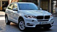 2015 BMW X5 3.0 XDRIVE30D SE 5d AUTO 255 BHP 7 SEATS £21000.00