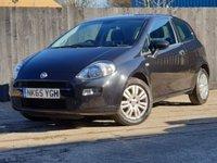 2015 FIAT PUNTO 1.2 POP 3d 69 BHP £4800.00