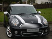 USED 2011 61 MINI HATCH COOPER 1.6 COOPER 3d 122 BHP STUNNING LITTLE COOPER** £0 DEPOSIT FINANCE