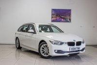 2014 BMW 3 SERIES 2.0 320D EFFICIENTDYNAMICS BUSINESS TOURING 5d 163 BHP £11491.00
