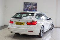 USED 2014 14 BMW 3 SERIES 2.0 320D EFFICIENTDYNAMICS BUSINESS TOURING 5d 163 BHP MARCH 2020 MOT & Just Been Serviced, Cruise Control, DAB Radio, Satellite Navigation, Dynamic Traction Control, Trip Computer