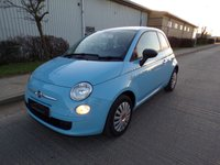 USED 2012 62 FIAT 500 1.2 POP 3d 69 BHP AIR CON LOW MILEAGE 1 OWNER PART EXCHANGE AVAILABLE / ALL CARDS / FINANCE AVAILABLE