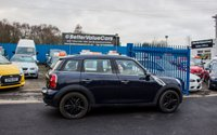 USED 2012 62 MINI COUNTRYMAN 1.6 COOPER D 5d 112 BHP All our Cars are Serviced with a Brand New MOT & Valeted and Inspected to ensure they are ready before handover.