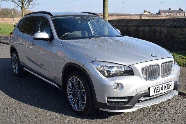 2014 14 BMW X1 2.0 XDRIVE18D XLINE 5d 141 BHP