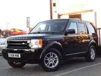 USED 2008 58 LAND ROVER DISCOVERY 2.7 3 TDV6 GS 5d 188 BHP Full Service With New Mot On Sale