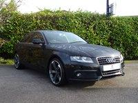 2009 AUDI A4 1.8 TFSI SE 4d 160 BHP £5590.00