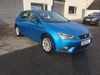 2013 SEAT LEON 1.6 TDI SE TECHNOLOGY 5d 105 BHP New Model £SOLD