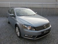 2013 VOLKSWAGEN PASSAT 2.0 HIGHLINE TDI BLUEMOTION TECHNOLOGY 5d 139 BHP £SOLD