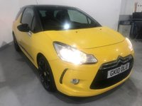 USED 2010 10 CITROEN DS3 1.6 DSPORT 3d 155 BHP LOVELY CAR ,GREAT HISTORY