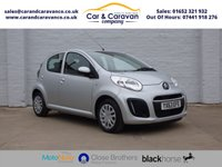 USED 2013 63 CITROEN C1 1.0 VTR 5d 67 BHP Service History A/C Free Tax Buy Now, Pay Later Finance!