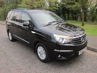 2016 SSANGYONG RODIUS TURISMO 2.2 EX 5d AUTO 176 BHP £16500.00