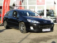 USED 2005 55 PEUGEOT 407 1.6 SW S HDI 5d 108 BHP PART EXCHANGE TO CLEAR. HPI CHECK AND CLEAR. Finance applications or credit card payments not accepted.