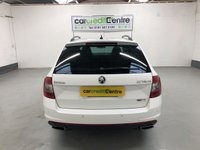 USED 2014 64 SKODA OCTAVIA 2.0 VRS TDI CR DSG 5d AUTO 181 BHP